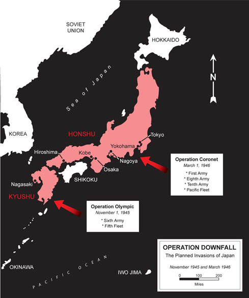 usmc-museum-map-wwii-operation-downfall.